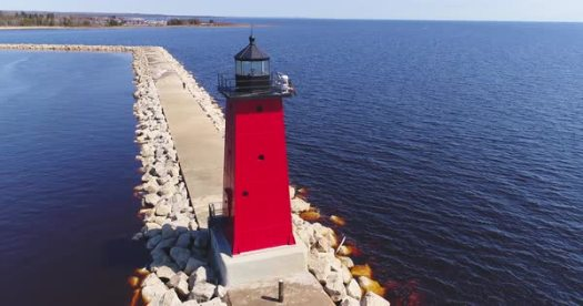 Manistique Light house